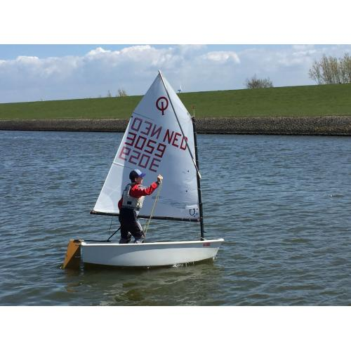 Snelle Winner Optimist 3059