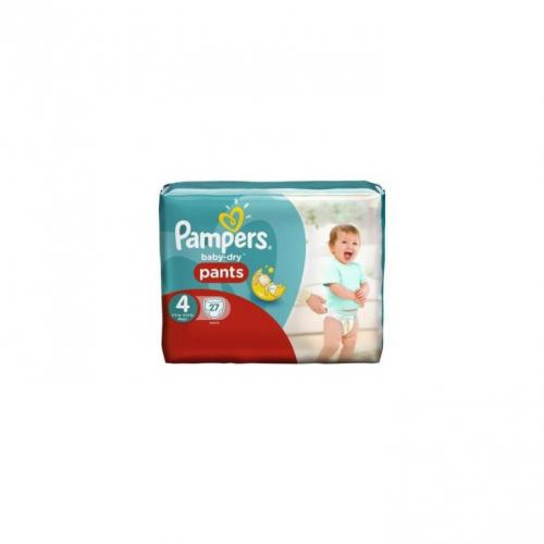 *Outlet -70%* Pampers Baby Dry in Maat 2, 3, 4 en meer