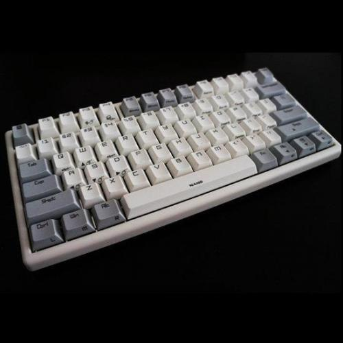 Noppoo Nano75-s 60% Cherry MX Red Switch Mechanical Gamin...