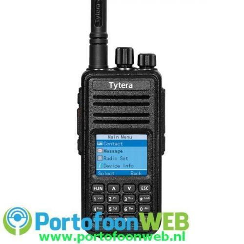 TYTERA MD-380 Digitale UHF DMR Portofoon Tier2 5Watt