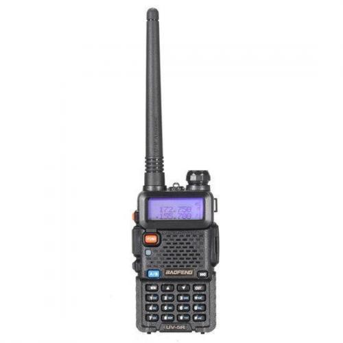 BAOFENG UV-5R Dual Band Handheld Transceiver Radio Walkie...
