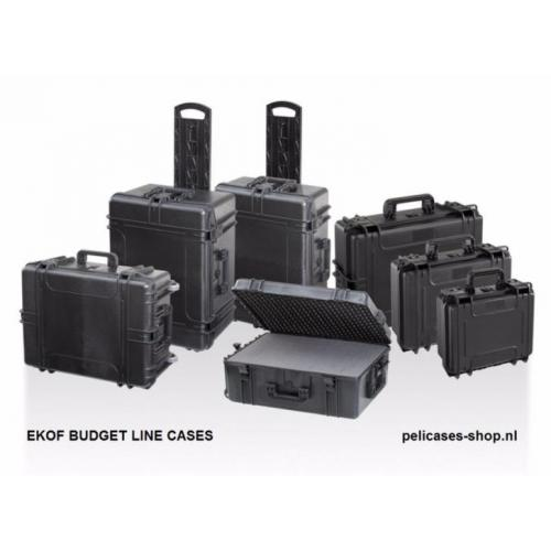 BUDGET CASES (HET Peli Case alternatief)