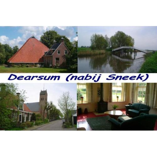 Bed and Breakfast Sneek Friesland