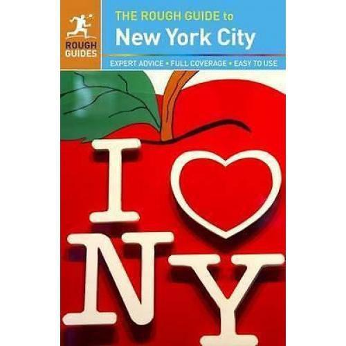 The Rough Guide to New York City 9781409337133