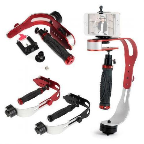 1.5kg Handheld Video Stabilizer With Gopro Adapter For Ca...