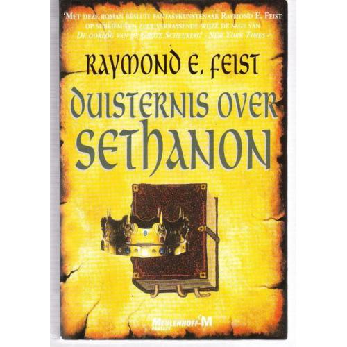 Duisternis over Sethanon door Raymond E. Feist