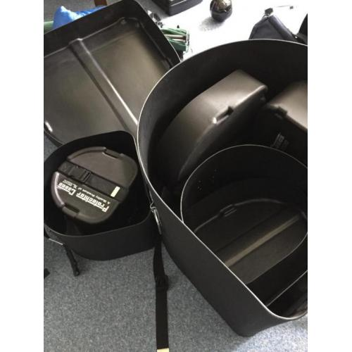 Protechtor drum cases (set)
