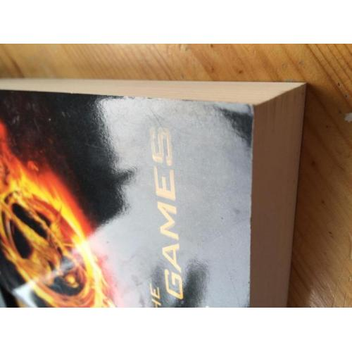 The Hunger Games boek