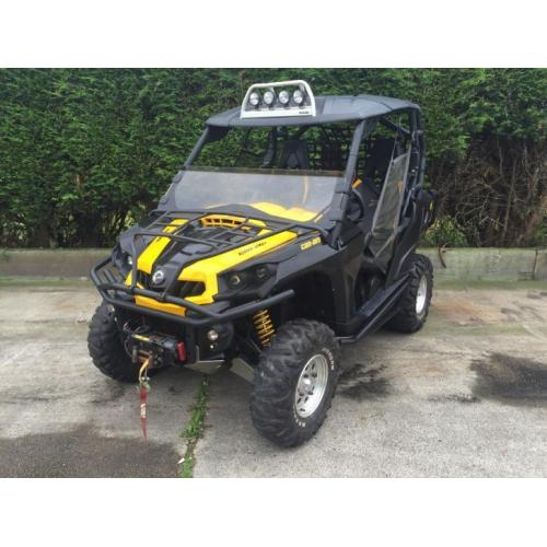 Can am commander xt 1000 2012 NL kenteken