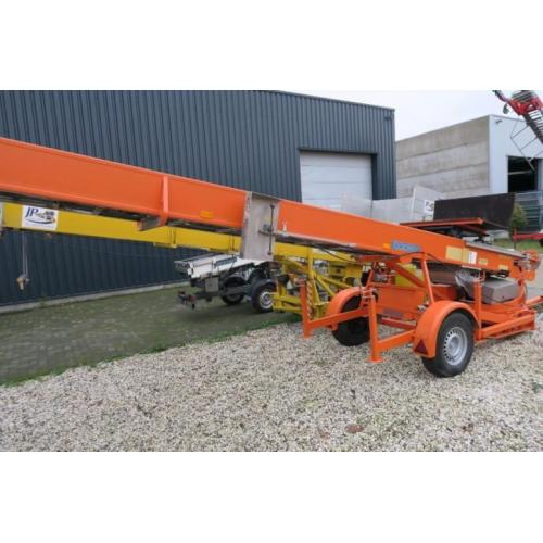 Böcker ladderlift HD22 Bj. 2000