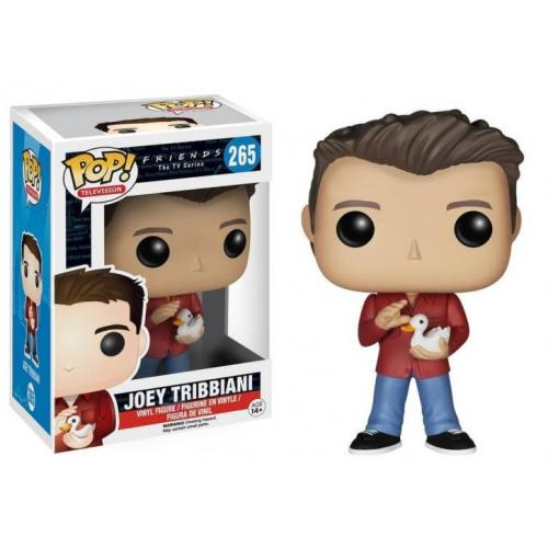 Funko Pop! Vinyl Figure Friends - Joey Tribbiani