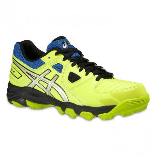 Asics Gel-Blackheath 5 GS Junior Neon Geel/Blauw (Aktie) +