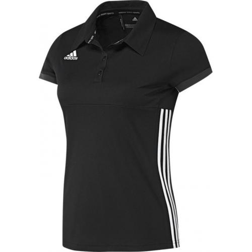 Adidas T16 Team Polo Women Black + € 2 kortingscode