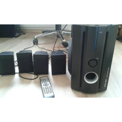 Grundig DVD micro system with digital tuner