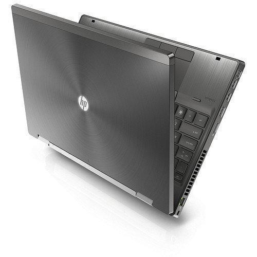 HP Elitebook 8560W i7-2820QM 2.3Ghz 8GB 320GB QUADRO 1000...