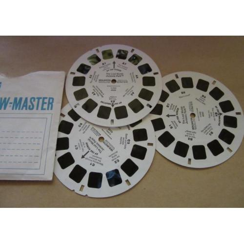 View-Master Jurassic Park : The Lost World