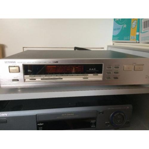 Luxman stereo tuner T - 353