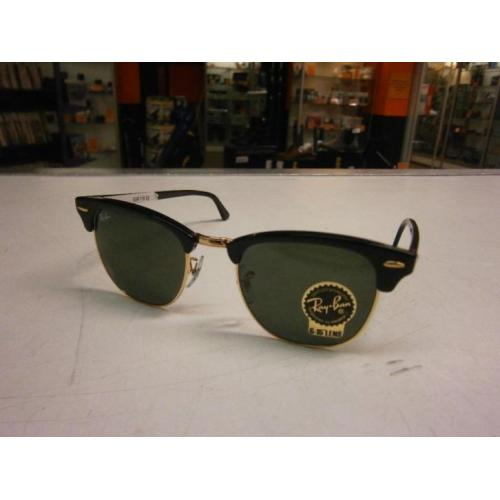 Nieuw Ray Ban Clubmaster RB 3016 Unisex Zonnebril