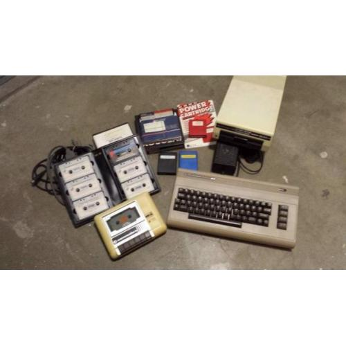 Commodore 64 incl diskdrive etc