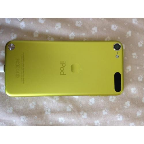 Ipod touch 5 32GB geel / lime