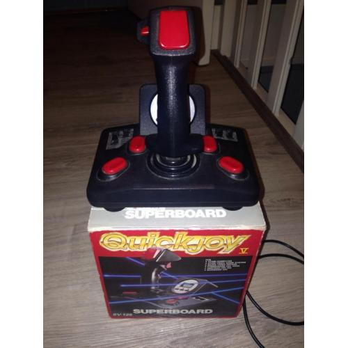 Commodore joystick