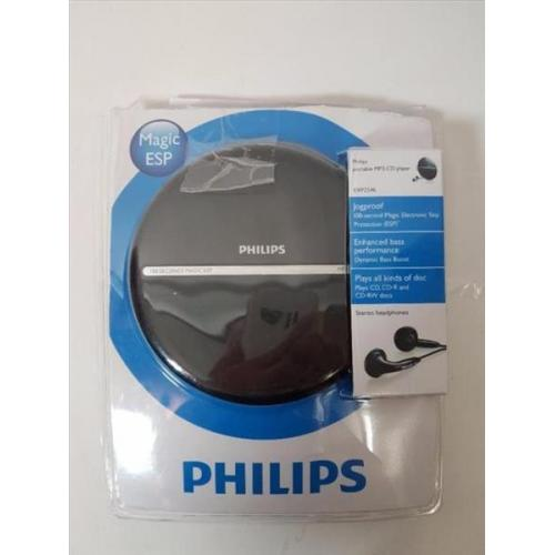 Philips EXP2546/12 Portable MP3-CD Player 25231