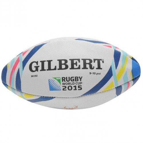 Gilbert Rugby World Cup 2015 Mini Ball - Mini