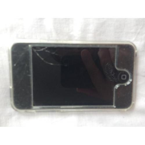 ipod touch defect scherm