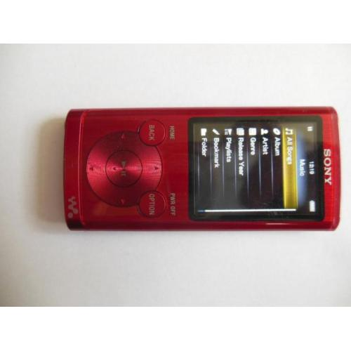 Sony Walkman MP3/4 NWZ-E453