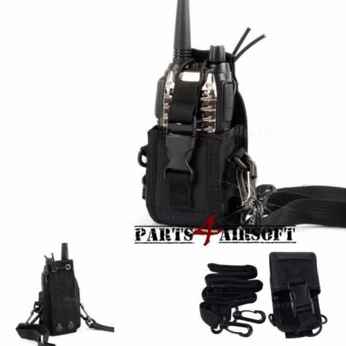 Walkie Talkie Pouch met band Airsoft | Parts4Airsoft 2
