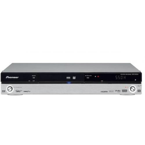 pioneer hdd/dvd recorder DVR555H-S