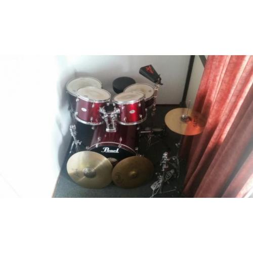 Pearl Forum Series Drumset
