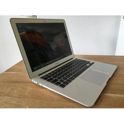Macbook Air 13'' 1.6Ghz i5 8GB 256GB SSD 2015 Keurige Staat