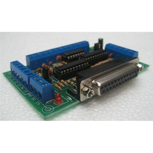 CNC parts: Break Out Boards (BOB). Interface