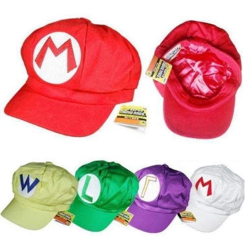 Leuke Super Mario Bros Cosplay Petten