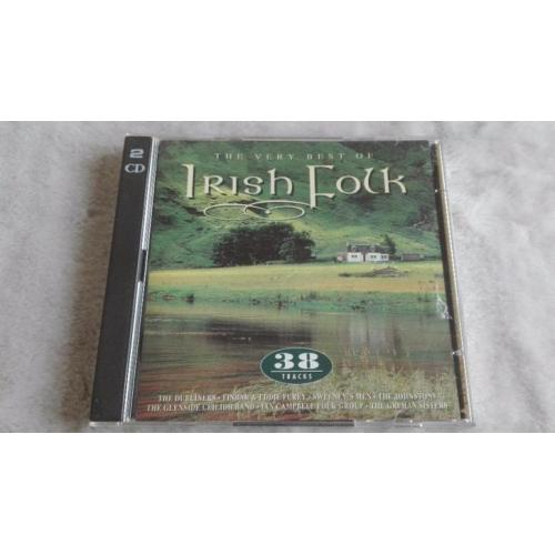 the very best of irish folk