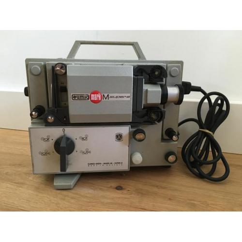 Eumig-Wien Mark-M Super 8 - filmprojector