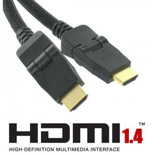 HDMI 1.4 (highspeed) Kabel 10m