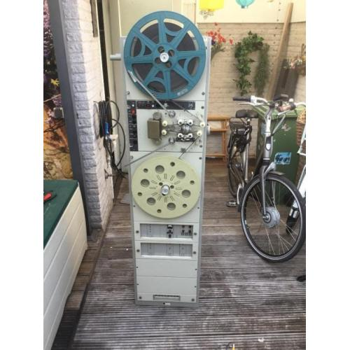 Klangfilm Siemens Duocord machines set van 3