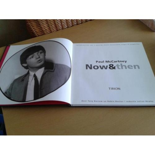 Paul McCartney:Now and Then
