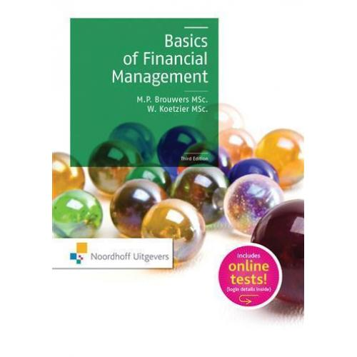 The basics of financial management 9789001839147