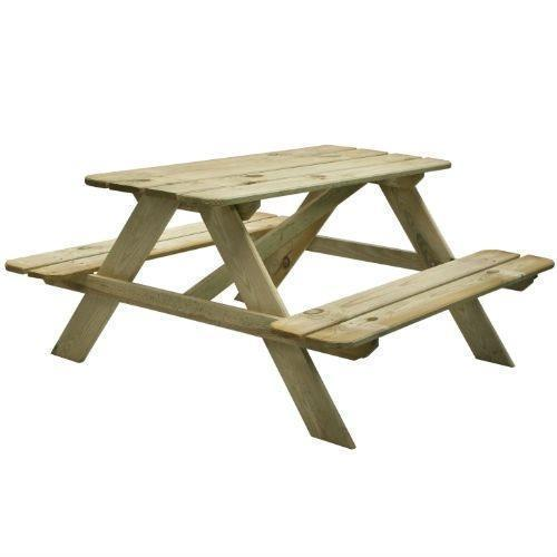Outdoor Life Picknicktafel kids ( nieuw )