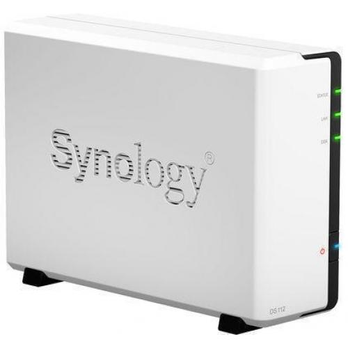 Synology NAS DS112 Met Samsung HD 2TB