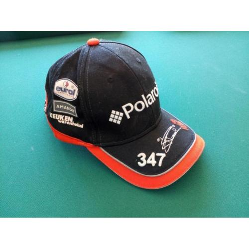Originele Tim Coronel Dakar pet / cap