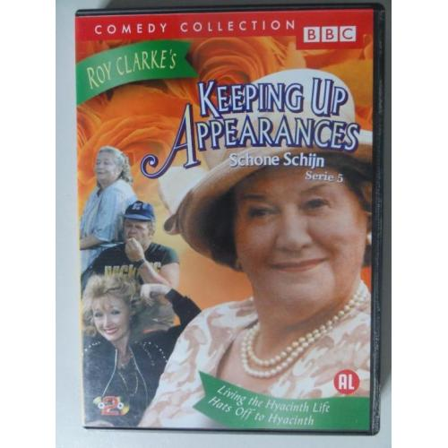2dvdbox Keeping Up Appearances, serie 5 bbc (origineel)