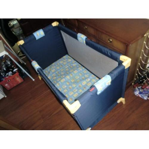 Baby opvouwbare box/camping bed