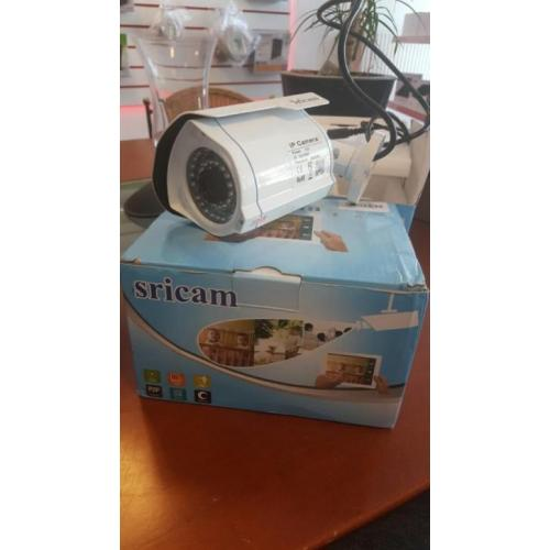 sricam wireless outdoor ip camera wit (2 stuks)