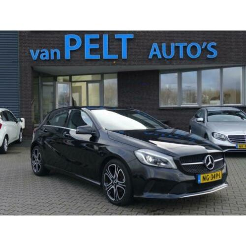 Mercedes-Benz A-klasse 180 d Lease Edition Plus / Aut / Xeno