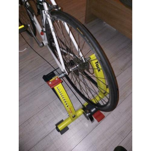 Tacx swing cycle force