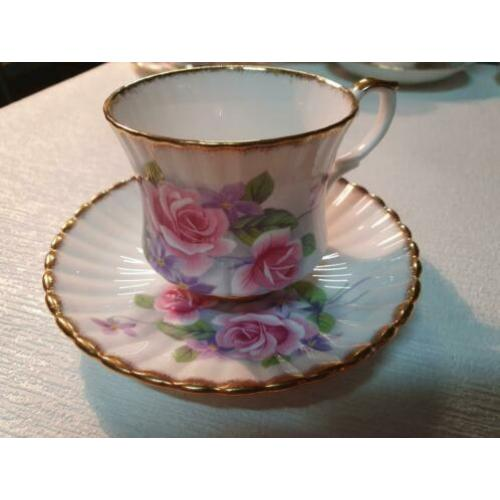 Gladness gladstone fine bone China england